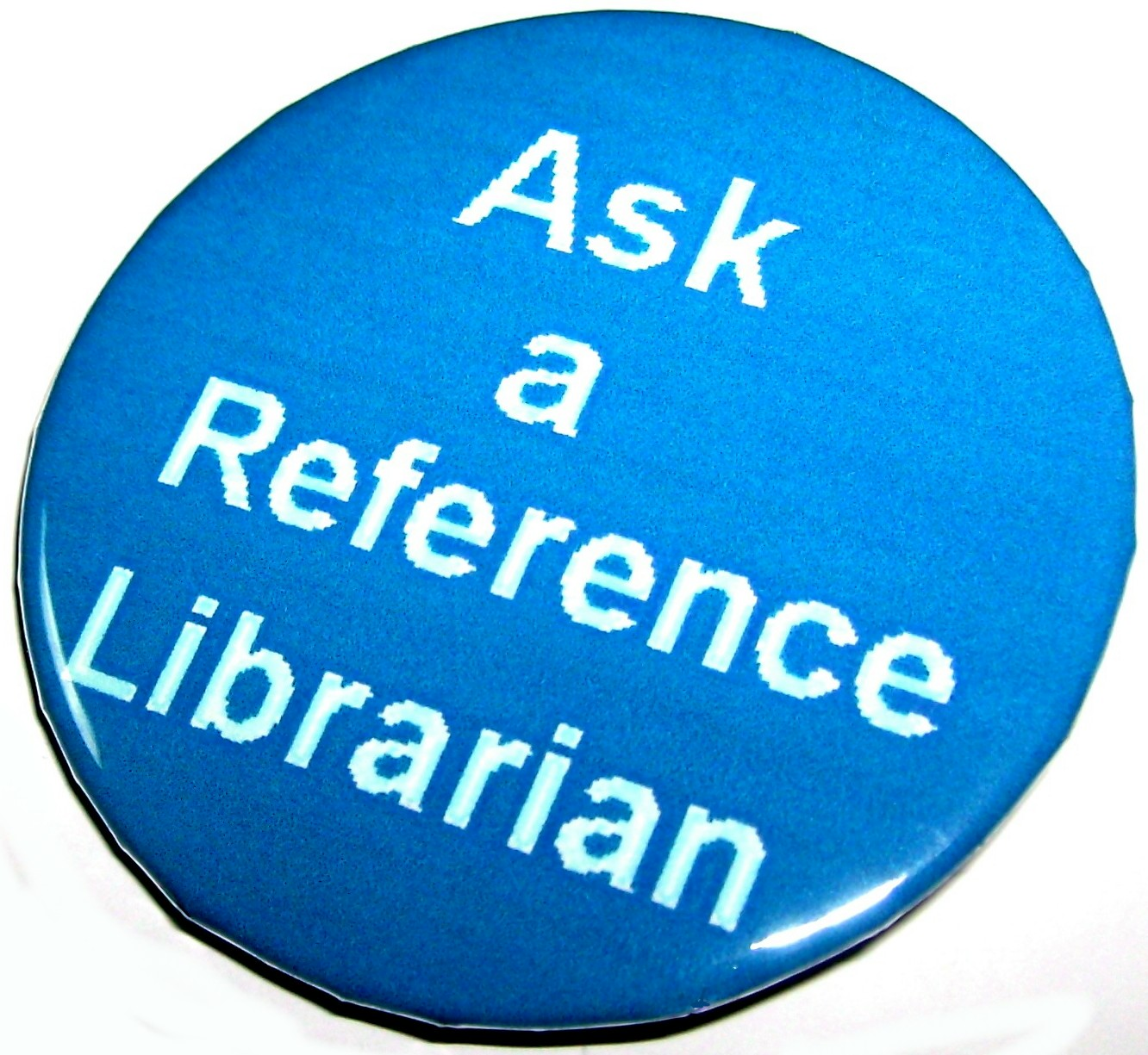 Ask a Reference Librarian button