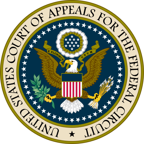 Official Seal - Federal Circuit