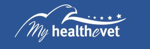 My HealtheVet logo