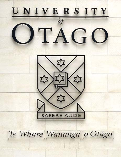 University of Otago (logo)