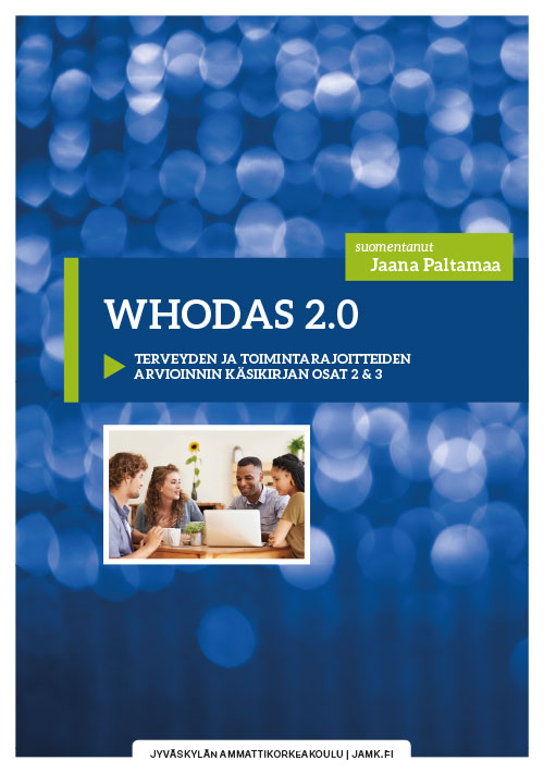 WHODAS 2.0 Manual - Finnish version