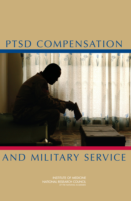 PTSD Compensation and Military Service (book)