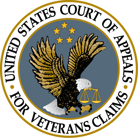 U.S. Court of Appeals for Veterans Claims seal (symbol)